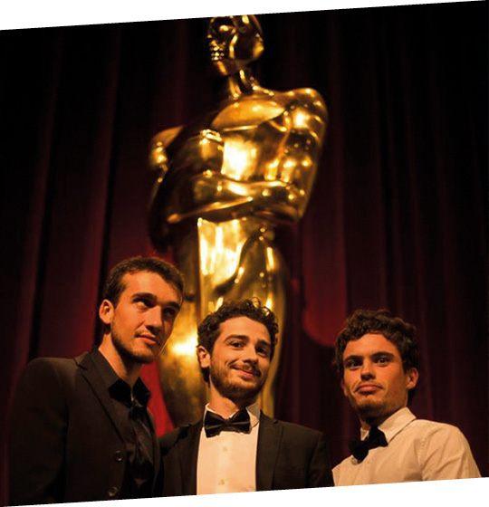 MoPa: récompenses films d'animation 3D