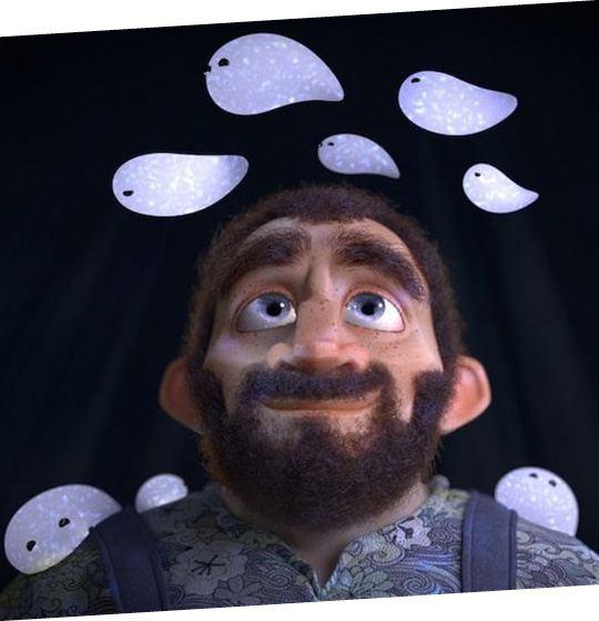 Ecole Mopa: personnage film d'animation 3D