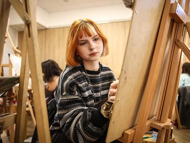 Ecole d'animation MoPa: effets visuels 3D