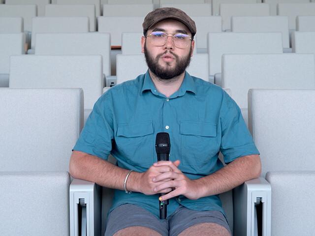 Actu Film d'animation MoPA : Portrait de Swann, en 3e année à l'école du film d'animation 3D MoPA