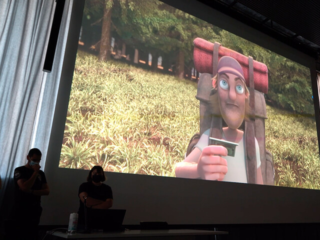 Actu Film d'animation MoPA : Jury de fin d'études : Les professionnels découvrent les films d'animation de nos étudiants
