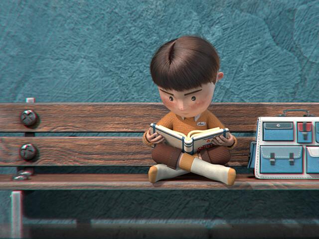 Actu Film d'animation MoPA : Le film \