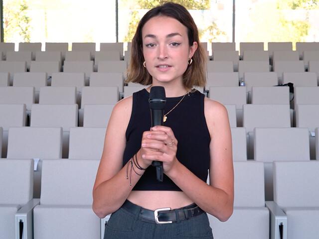 Actu Film d'animation MoPA : Intégrer l'école d'animation 3D MoPA : le choix de Mélanie