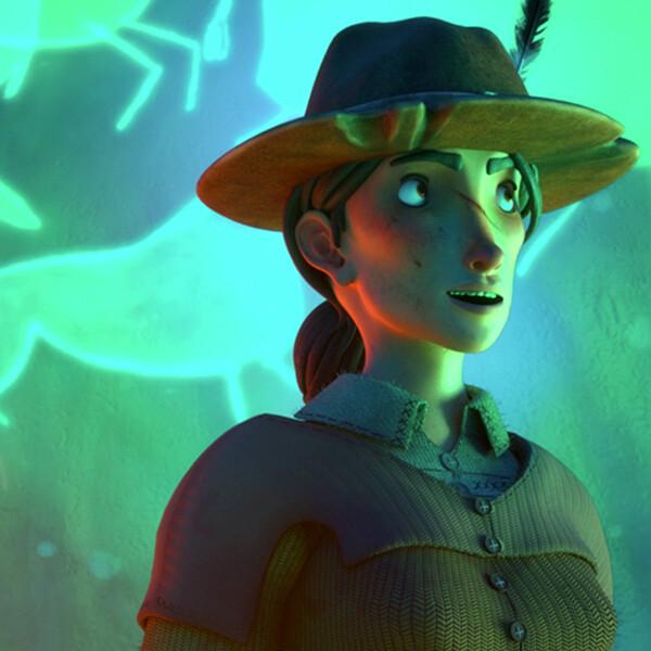 Film d'animation Wakantanka - Juliette Michel MoPA 2021