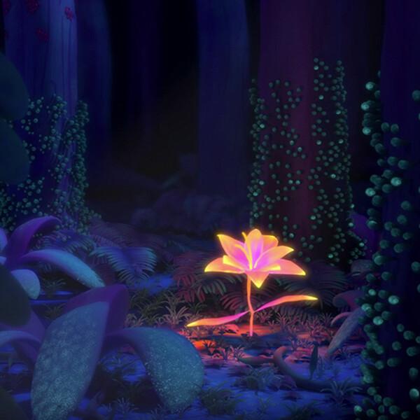 Film d'animation Bloom - Lisa Tardieu MoPA 2021