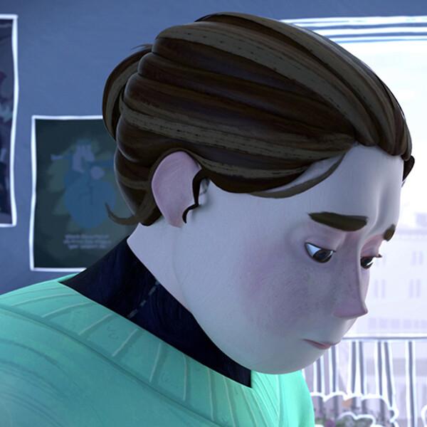 Film d'animation Noise - Victoria Leviaux MoPA 2021