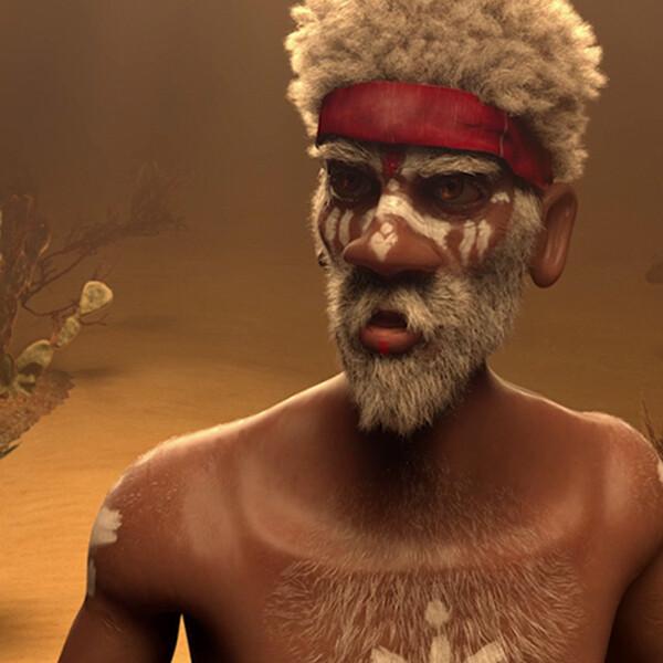 Film d'animation Tears of Life - Lucas Cros MoPA 2021