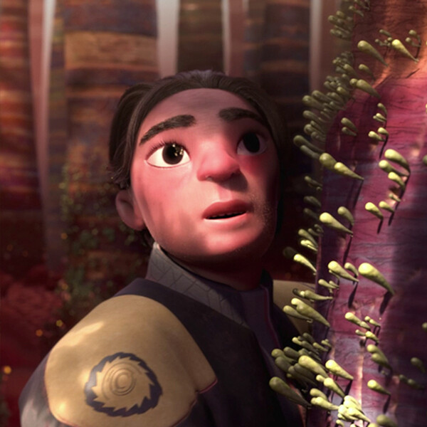Film d'animation Dear Forest - Claire Eyheramendy, Simon Duclos, Lucie Roche, Pauline Gregoire, Ilef Boumeftah MoPA 2020