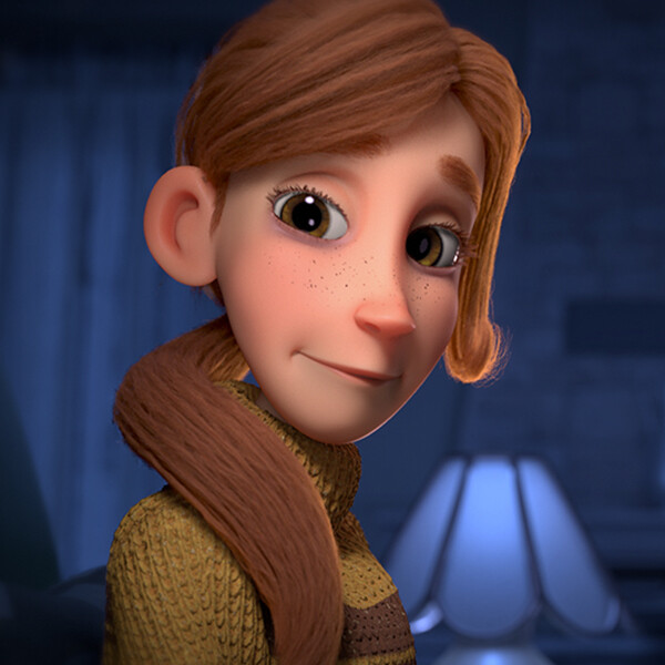 Film d'animation Feeling Blue - Nicolas Lipari, Marion Morgante, Guillaume Clamart-Mézeray, Maria-Louiza Bitsou, Astrid Massad MoPA 2020