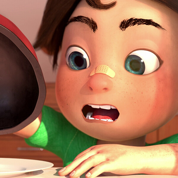 Film d'animation The Quest - Alexandre Mougenot MoPA 2019
